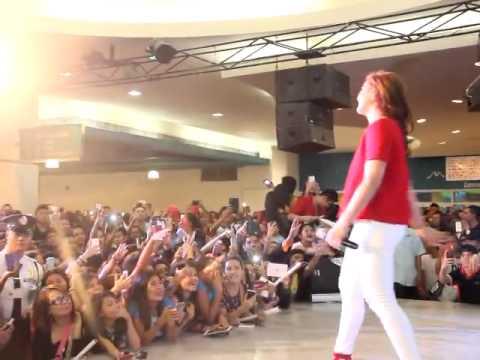Maja Salvador - Twirk It Like Miley @ Island City Mall