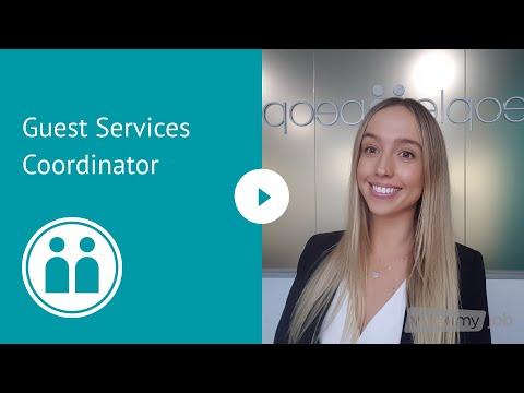 Guest Services Coordinator