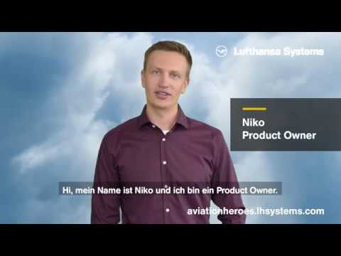 Niko, Project Owner  / Lufthansa Systems