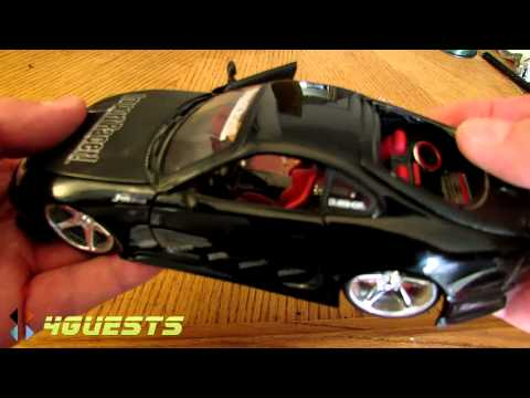 Jada Toys Import Racers Toyota Supra 1:24 Scale Diecast