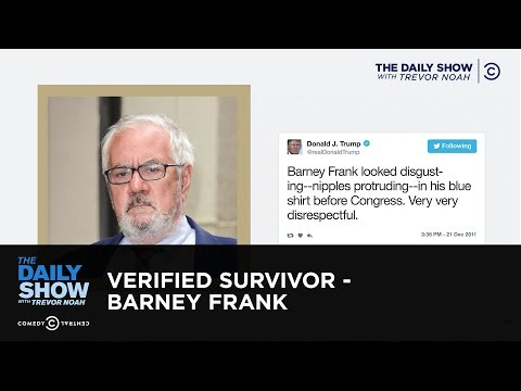 Verified Survivor - Barney Frank: The Daily Show