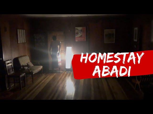 Homestay Abadi | POV Horror short film
