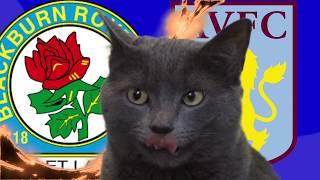 Blackburn Rovers vs Aston Villa - Cass the Cat Predicts - 2018/19