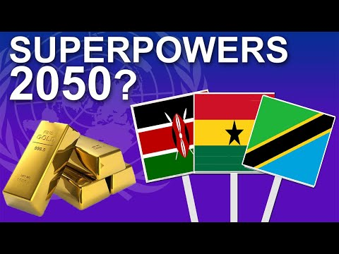 8 African Countries To Watch. Future Super Powers On The Continent