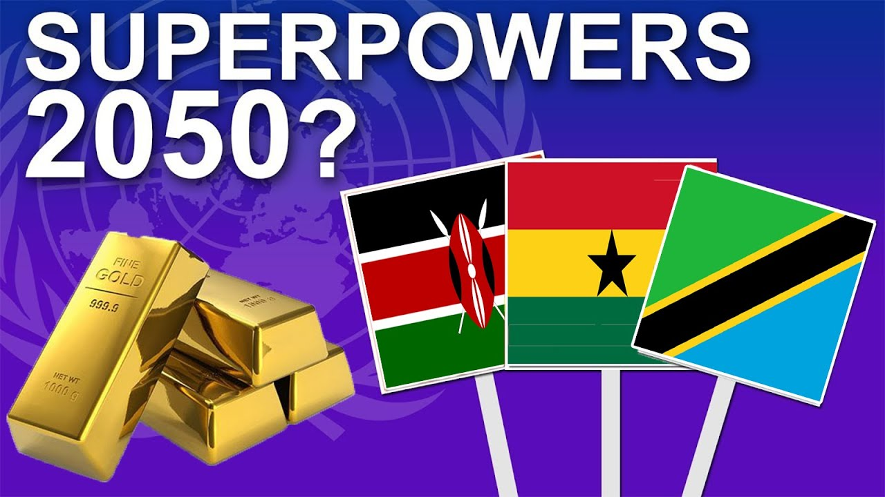 8 potential African superpower countries