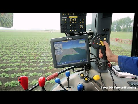 Digital Farming – Understanding IoT in the context of IoF on a Bayer ForwardFarm