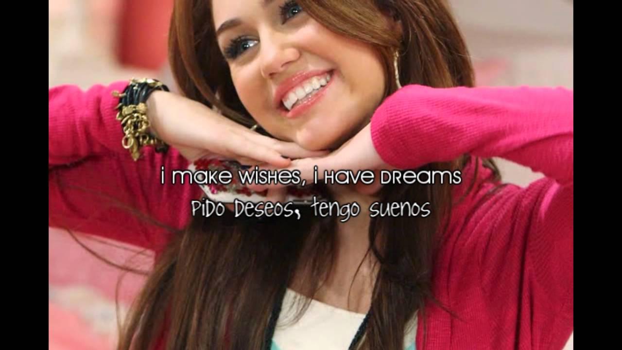 Make a wish traducción ingles español