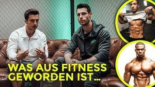 Was aus Fitness geworden ist… ( Fake-Naturals & Stoffer?)   Tim Gabel