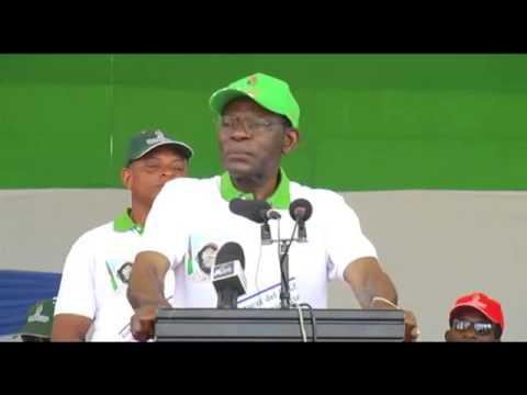 """Obiang """"hay muchos egoístas y ladrones entre nosotros que explotan"""""""