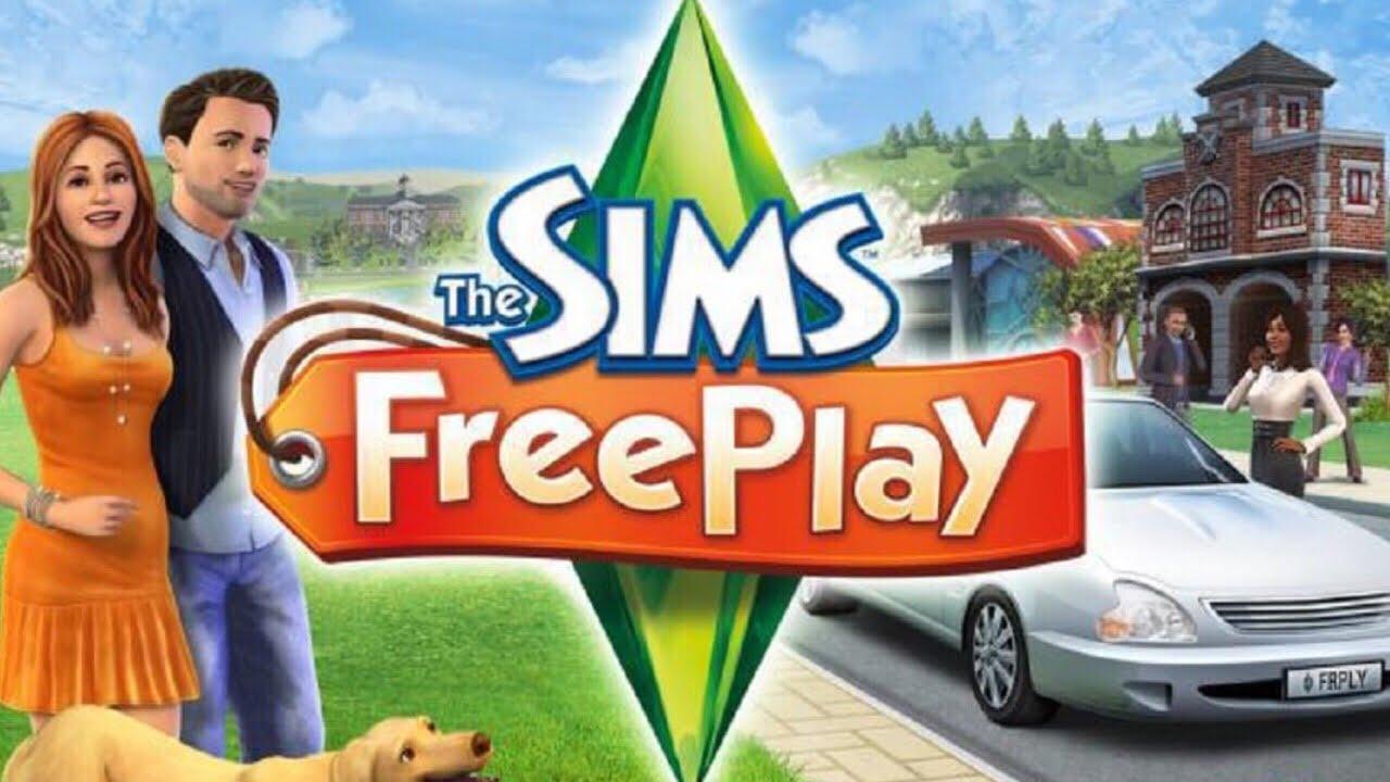 تحميل لعبة the sims free play