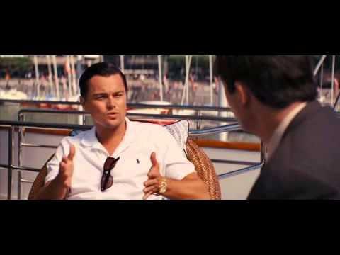 The Best Scene in Wolf of Wall Street - The Boat Scene