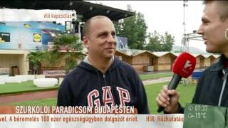 Szurkolj 7000 emberrel együtt az ország legnagyobb kivetítőjénél! - tv2.hu/mokka