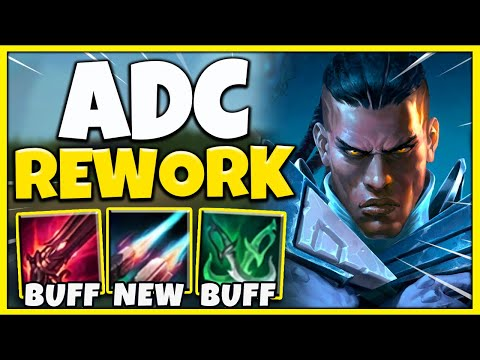 *NEW UPDATE* LUCIAN MID IS NOW ABSOLUTELY AMAZING (INSANE CRITS) - League of Legends