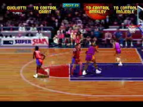 NBA Jam - Gugliotta!