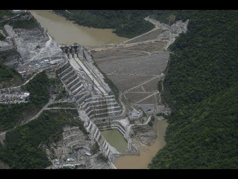 Desastre Hidroituango Represa Hidroelectrica Tragedia