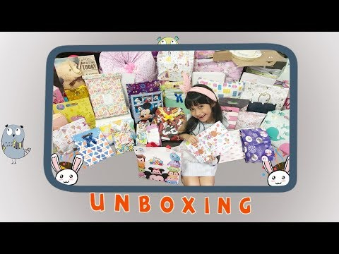 UNBOXING Kado Ulang Tahun - UNBOXING 8th Birthday Present