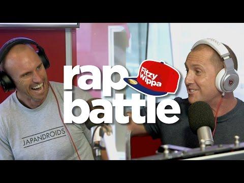 Larry Emdur vs Fitzy rap battle