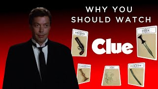 Why You Should Watch Clue - A Whodunnit Video Essay