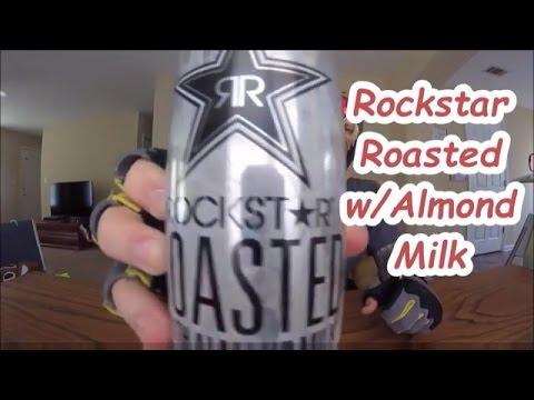 Milo Reviews: Rockstar Roasted w/ Almond Milk