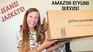 Personal Shopper by Amazon Prime Wardrobe | First Box!