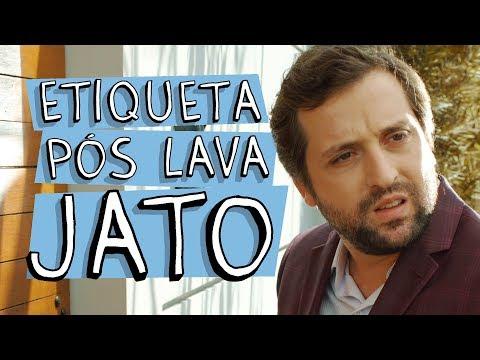 ETIQUETA PÓS-LAVA JATO