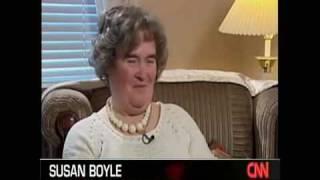 SUSAN BOYLE SINGS   DREAMED A DREAM  BEST HQ CNN