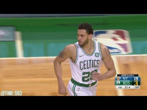 Abdel Nader Highlights vs New York Knicks (10 pts, 3 ast)
