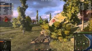 T30 3 kills 5.4K damage Cliffs Standard battle NA server Post patch 8.2