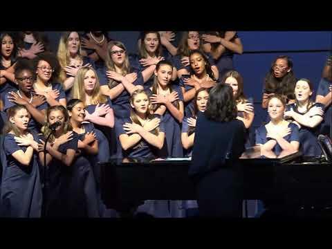 Gaither High School Fall Concert - Women's Chorus