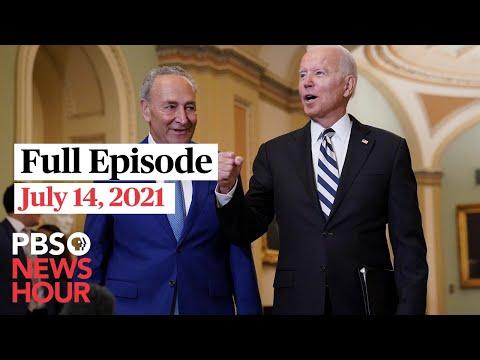 PBS NewsHour West Live Episode, July 14, 2021