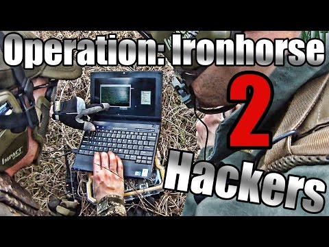 American MilSim Operation: Iron Horse 2 - Ep. 3: Intel Hackers