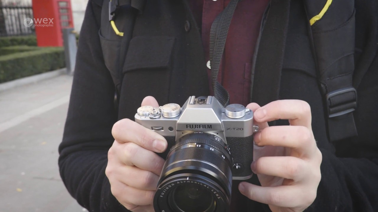 Fujifilm X-T20 Hands-on First Look | Wex Photo Video