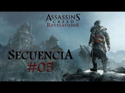 Assassins Creed Revelations || Secuencia 05 || Heredero del Imperio 【Español】