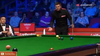 Required 4 Snookers!!! Tactical Battle.