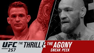UFC 257: The Thrill and the Agony - Sneak Peek
