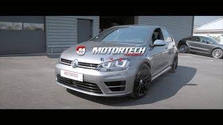 REPROGRAMMATION MOTEUR - Golf VII R 371cv  /E85 ECOreprog+