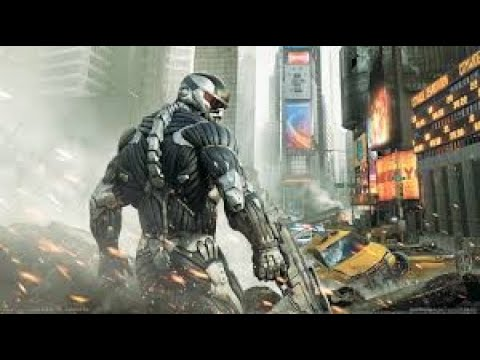 Crysis 2 B.o.B. (feat Alicia Keys?)- New York (Crysis 2 Music Video)
