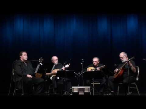 Munier Orchestra Members Perform 1st Movement (Allegro) from Munier's Mandolin Quartet in G Major