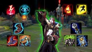 Rock3tt - Vladimir Guide Update 8.20 | Runes and Build S8 | League of Legends