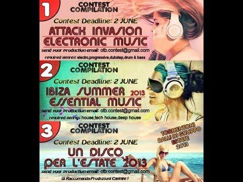 OTB Music Publishing presents: 3 International Contest 2013 (email:otb.contest@gmail.com)