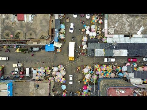 BEAUTIFUL XELA, GUATEMALA from the earth + sky | vlog 80