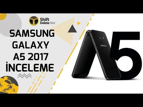 Samsung Galaxy A5 (2017) incelemesi