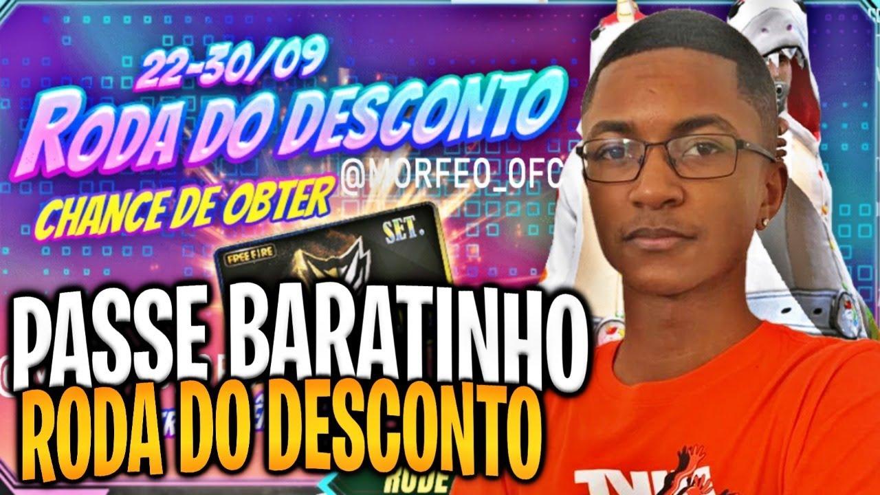 🔥 FREE FIRE - AO VIVO 🔥NOVO EVENTO AMANHÃ 🔥 #50K