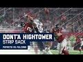 Dont'a Hightower Strip Sack! | Patriots vs. Falcons | Super Bowl LI Highlights