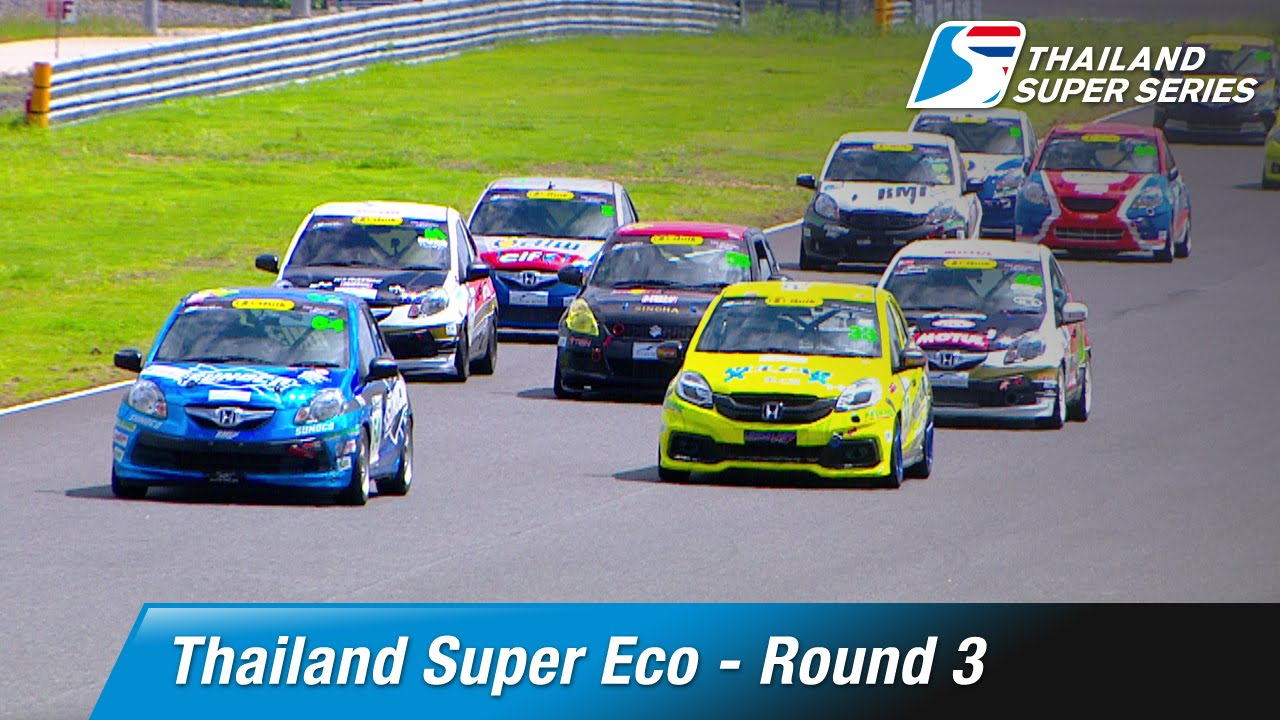 Thailand Super Eco Round 3 | Chang International Circuit