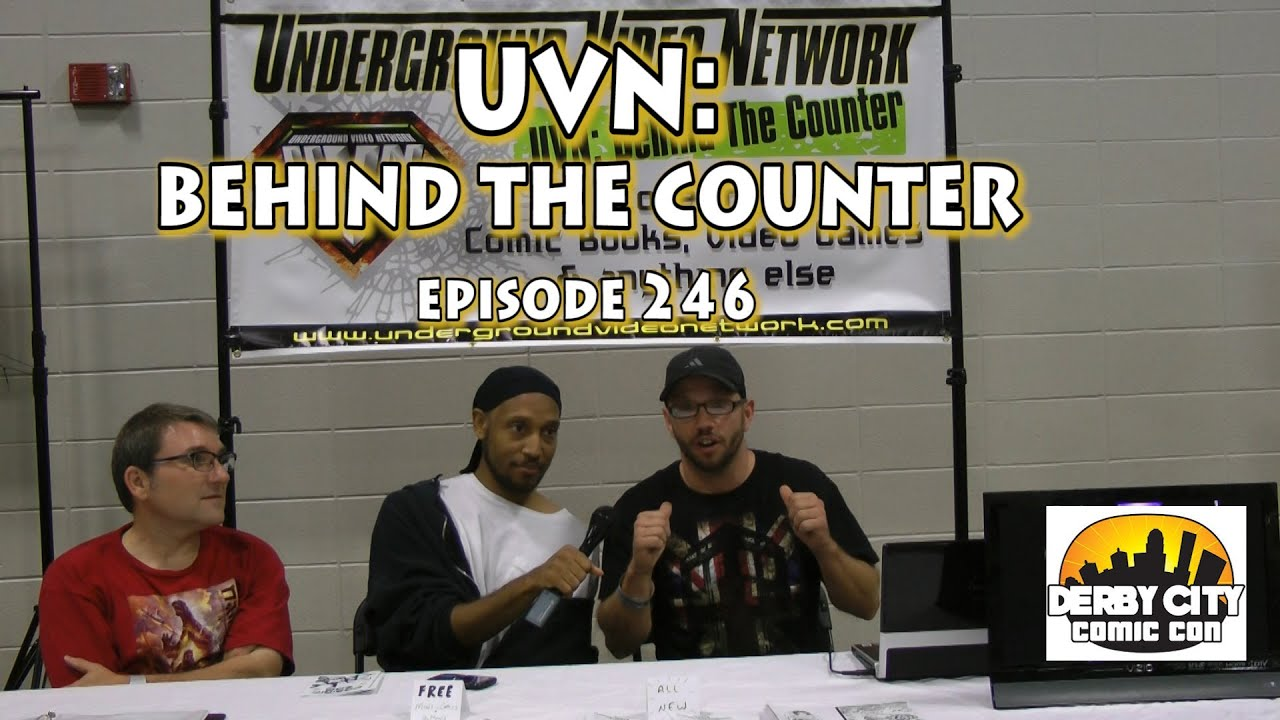 UVN: Behind the Counter 246