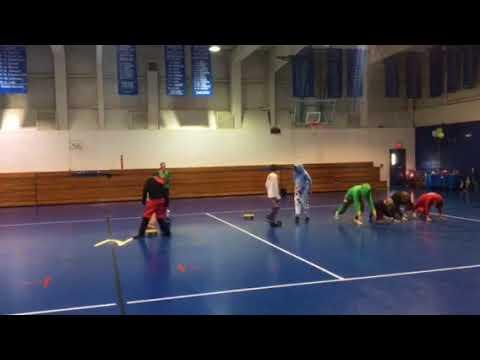 2018-02-01 Naples Christian Academy 8th Grade Skit