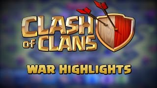3 STAR GOWIPE + LAVA HOUND DRAGS - Clash of Clans (TH9)