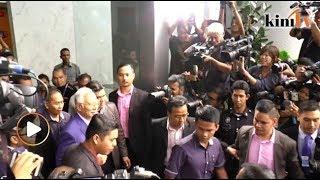 TERKINI: Najib ditahan, dibawa ke SPRM