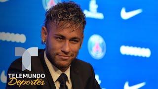 La insólita petición de Neymar para llegar al Real Madrid | La Liga | Telemundo Deportes